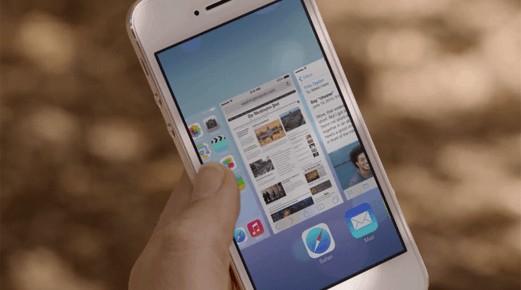 iOS7的后台多任务特性