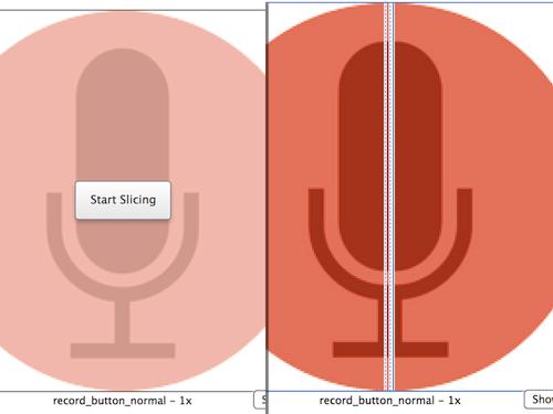 设定Image Slicing